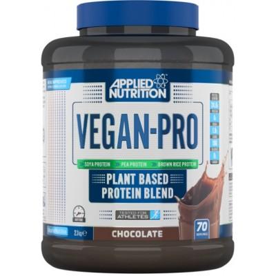 Applied Nutrition Vegan PRO Protein - 2100g (Ciocolata) + Shaker