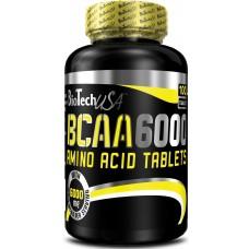 BiotechUSA BCAA 6000 - 100 Tablete