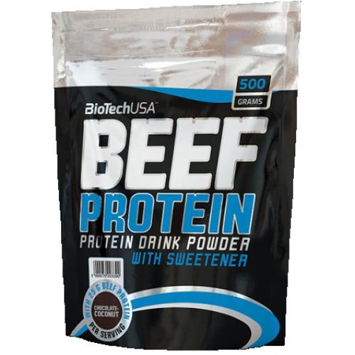 BiotechUSA - Beef Protein - 500g