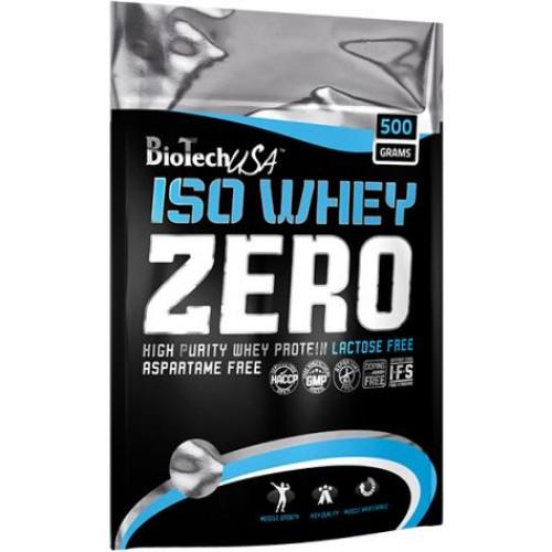 BiotechUSA ISO Whey ZERO - 500g
