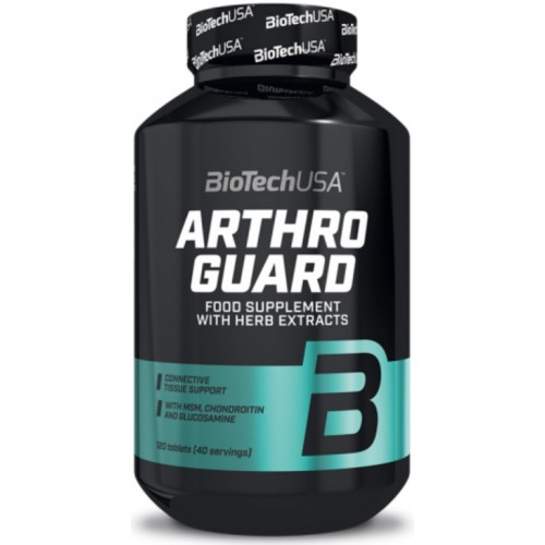 BiotechUSA Arthro Guard - 120 Tablete