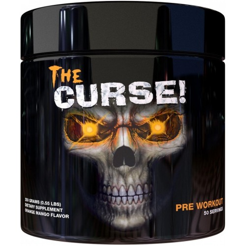 Cobra Labs The Curse Pre-Workout - 250 grame