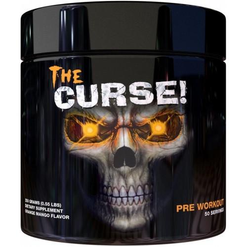 Cobra Labs The Curse Pre-Workout - 250 grame
