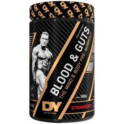 Dorian Yates Blood & Guts Pre-Workout - 380g Mojito Flavor
