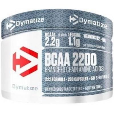 Dymatize BCAA Complex 2200 - 200 Capsule