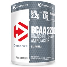 Dymatize BCAA Complex 2200 - 400 Capsule