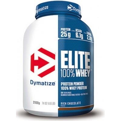 Dymatize Elite Whey Protein - 2,1kg Smooth Banana