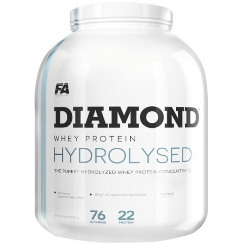Fitness Authority Diamond Whey Protein Hydrolysed - 2,3kg