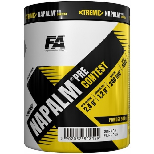 Fitness Authority Xtreme Napalm Pre-Contest - 500g