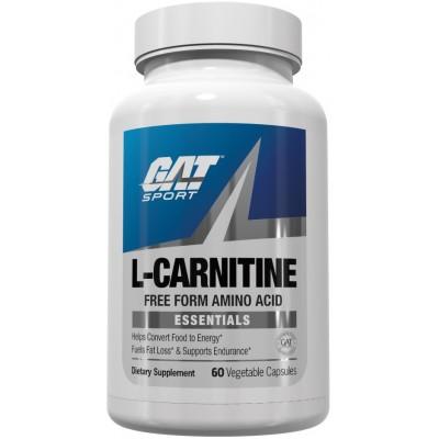 GAT Sport L-Carnitine Tartrate 500mg - 60 Capsule