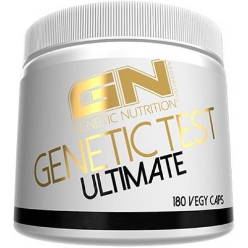 Genetic Nutrition Genetic Test Ultimate - 180 Capsule vegetale