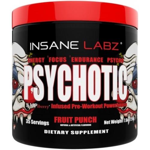 Insane Labz Psychotic Pre-Workout