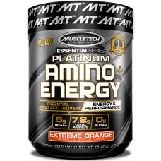 MuscleTech Platinum Amino Energy - 317g Tropical Mango