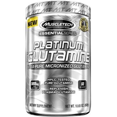 Muscletech Platinum Glutamina Micronizata - 300g