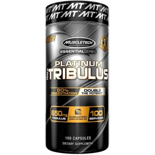 MuscleTech Platinum Tribulus - 100 Capsule