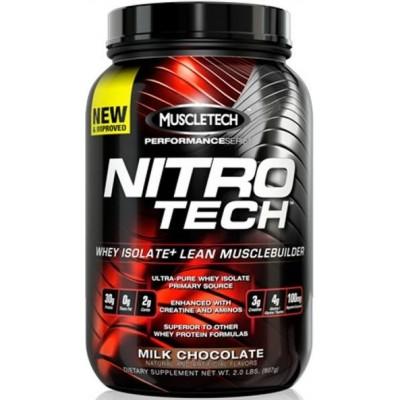 Muscletech Nitro-Tech Performance Series - 907g Ciocolata