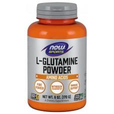 NOW L-Glutamina - 170g