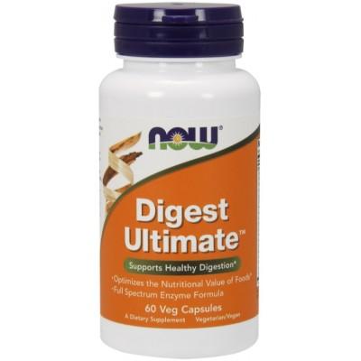 NOW DIGEST ULTIMATE - 60 Cpsule vegetale