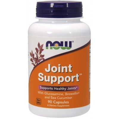 NOW Joint Support, Complex pentru incheieturi si ligamente - 90 Capsule