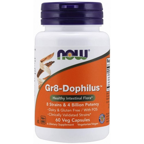 NOW PROBIOTIC Gr8-DOPHILUS