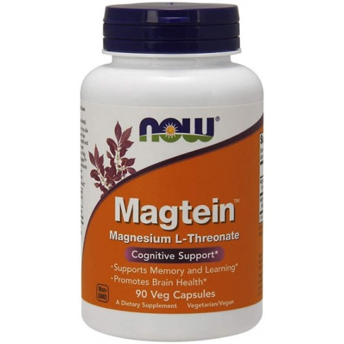 NOW Magtein Magneziu L-Threonate