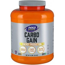 NOW Carbo Gain - 3.6kg