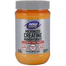NOW Creatina Micronizata - 500g