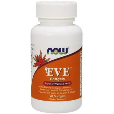 NOW EVE Multivitamine pentru Femei - 90 Softgels