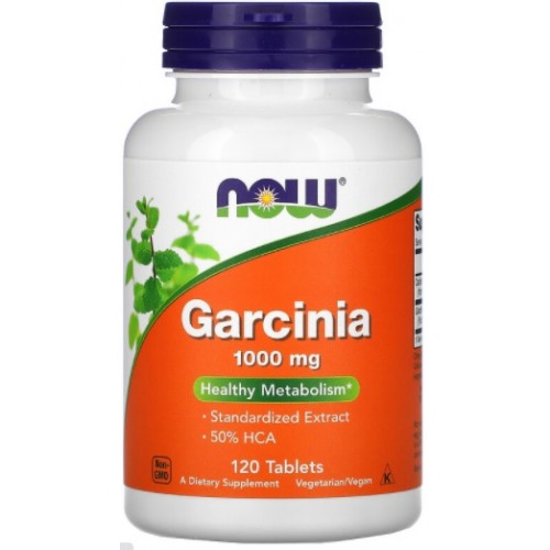 NOW Garcinia Cambogia 1000mg