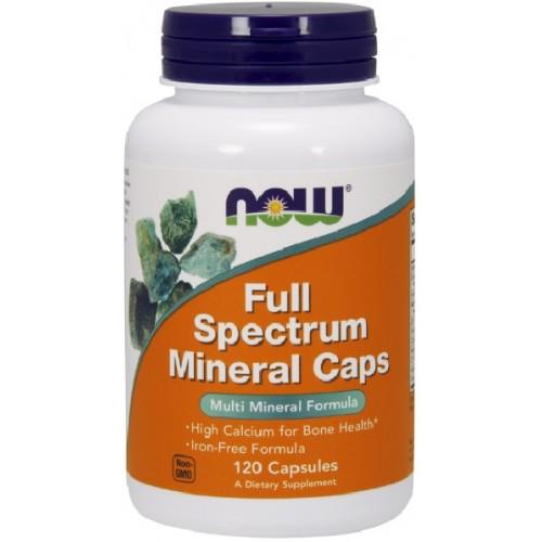 Now Full Spectrum Minerals - 120 Capsule