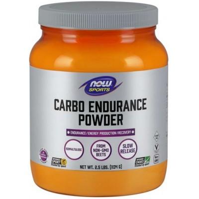 NOW Carbo Endurance Powder (Izomaltuloza) - 1134g