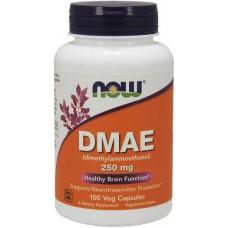 NOW DMAE 250mg - 100 Capsule vegetale