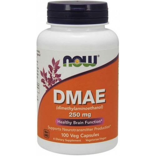 NOW DMAE 250mg - 100 Capsule vegetale