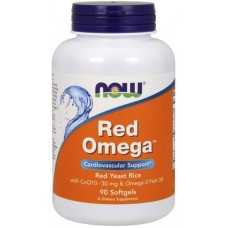 NOW Red Omega - 90 Softgels