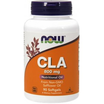 NOW CLA 800mg - 90 Softgels