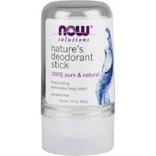 NOW Deodorant Natural Piatra de Alaun - 100g