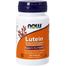 NOW Luteina 10mg - 60 Gelule