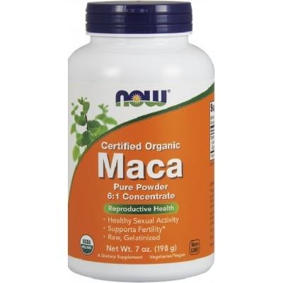 NOW Maca Organica - 198g