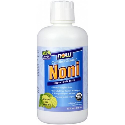 NOW Noni Suc Bio-Organic - 946ml