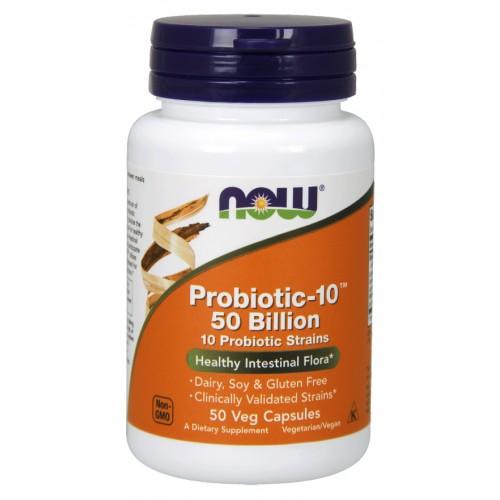 Probiotic-10 50 Billion - 50 Capsule