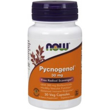 NOW Pycnogenol Antioxidant 30mg - 30 Capsule
