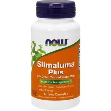 NOW Slimaluma Plus - 60 Capsule vegetale