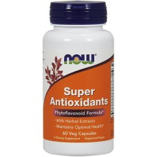 NOW Super Antioxidanti - 60 Capsule vegetale