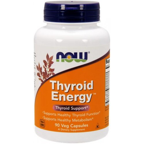 NOW Thyroid Energy - 90 Capsule