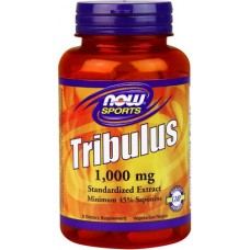 NOW Tribulus 1000mg - 90 Tablete