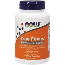 NOW True Focus - 90 Capsule vegetale