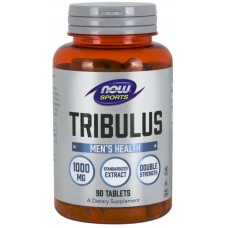NOW Tribulus 1000mg - 90 Tablete