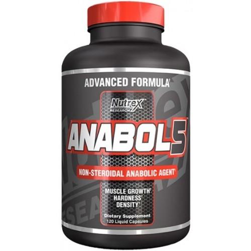 Nutrex Anabol 5 - 120 Capsule