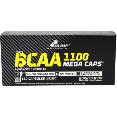 Olimp BCAA 1100 Mega Caps - 120 Capsule