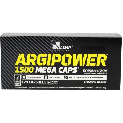Olimp ArgiPower 1500 Mega Caps - 120 Capsule